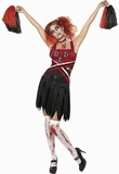 Kostuem HIGH SCHOOL HORROR CHEERLEADER KOST�M