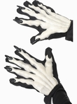 Kostuem HORROR MONSTER H�NDE HANDSCHUHE